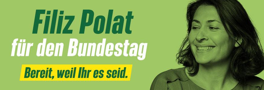 Bundestagskandidatin Filiz Polat: